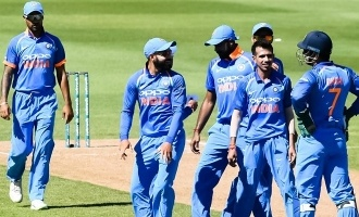 India win 1st ODI, as Shami and Kuldeep rip apart Kiwis!