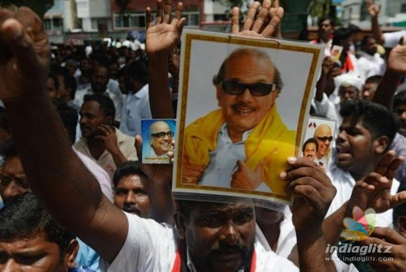 Supre courts verdict on petition to stop Karunanidhis final procession