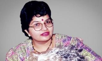 பிரபல தயாரிப்பாளர் கேயார் மனைவி காலமானார்: திரையுலகினர் இரங்கல்!