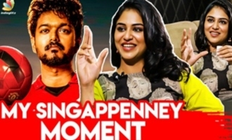 I am playing key role in Thalapathy Vijay's 'Bigil' - Indhuja interview
