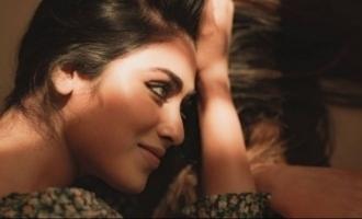 'Bigil' actress's sunrise photos brighten up the day
