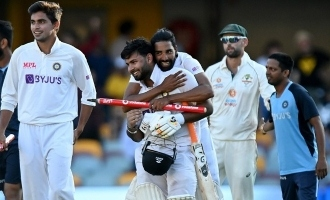 India win Border Gavaskar trophy with epic win at Gabba!
