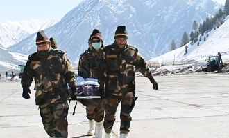 Breaking! Three Indian army men killed in Chinese attack at border