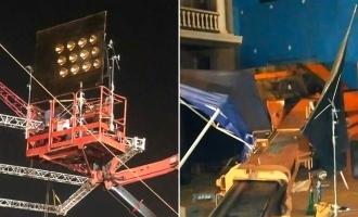 'இந்தியன் 2' விபத்து: 6 பேர்களிடம் வாக்குமூலம் வாங்கிய சென்னை காவல்துறை