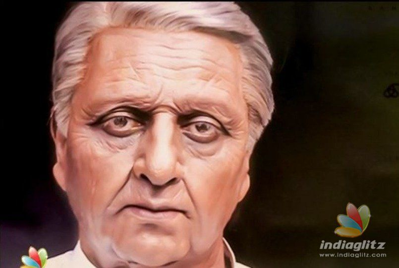 Indian 2 first glimpse officially released as Kamal Haasan birthday treat