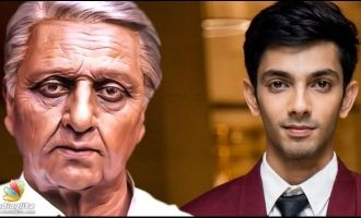 Anirudh confirms combination with Ulaganayagan Kamal Haasan