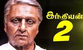 'இந்தியன் 2' இசையமைப்பாளர்: உறுதி செய்த பேட்&#