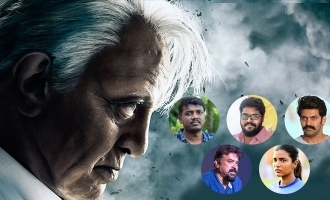 Celebrities express shock over Indian 2 accident and deaths!