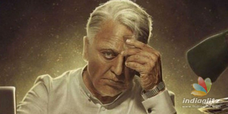 Producer quits Indian 2
