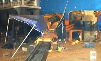 'இந்தியன் 2' விபத்து: நீதிமன்றம் அதிரடி உத்தரவு