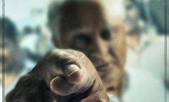 'இந்தியன் 2' படத்தின் அட்டகாசமான ஃபர்ஸ்ட்லுக் போஸ்டர்