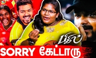 Vijay apologized for calling me Gundamma - Indraja and Priyanka Shankar interview