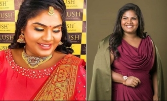 Indraja Shankar reveals the confusion over alleged 'Bigg Boss 4' entry