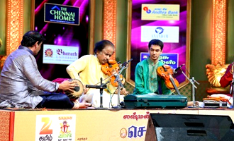 Chennaiyil Thiruvaiyaru Season 12 - Day 1 (18th December) Event