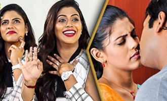 How do we Shoot Kissing Scenes ? : Actress Iniya Interview