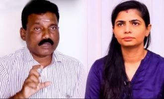 Iniyavan reveals shocking details about Chinmayi's mother