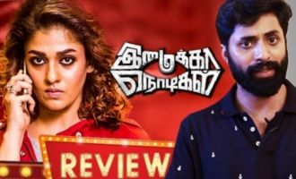 'Imaikka Nodigal' Movie Review