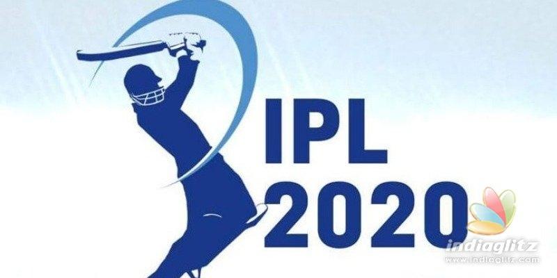 The IPL 2020 fixtures is here