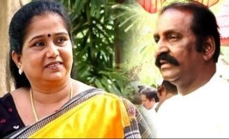 Thilagavathi IPS urges action against Vairamuthu