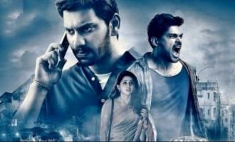 Arulnidhi's 'Iravukku Aayiram Kangal' release date here