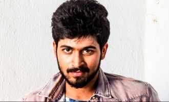 Harish Kalyan's next seals date!