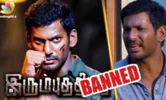Hurdle for Irumbu Thirai : Distribution Mafia
