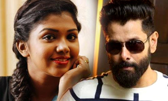 After Rajini it is Vikram for Riythvika?