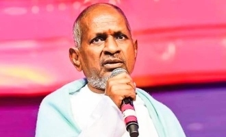 Ilayaraaja congratulates this female singer for global achievement!