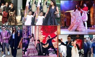 Isha Ambani-Anand Piramal's Pre-wedding Bash Was A Star-Studded Affair!