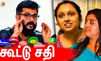 Should Jayashree speak all this with our daughter - Eashwar Raghunath angry interview