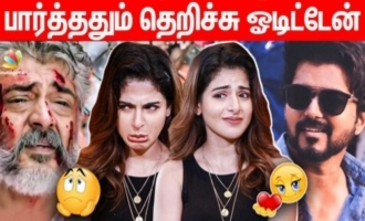 I will not act without eating first - Iswarya Menon fun interview