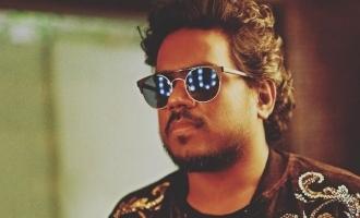 Harish Kalyan next movie title as Star