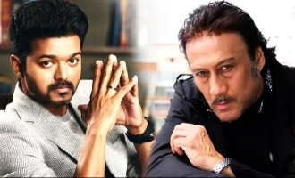 Jackie Shroff talks about working with Vijay