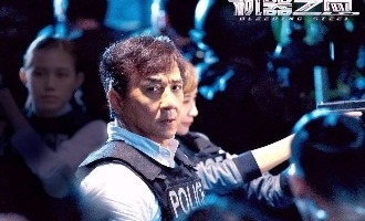 Jackie Chan's 'Bleeding Steel' twin trailers loaded with stunning action