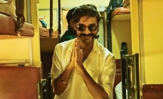 தனுஷின் 'ஜகமே தந்திரம்': டீசருடன் ரிலீஸ் குறித்த அறிவிப்பு!