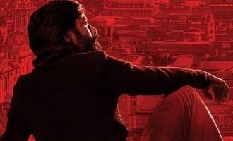 லண்டனில் திடீரென காணாமல் போன 'ஜகமே தந்திரம்' நடிகர்: படப்பிடிப்பின்போது நடந்த பதட்டம்!