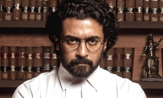 Suriya's much-awaited courtroom flick 'Jai Bhim' will be a festive treat to his fans!
