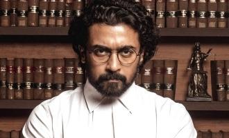 The release plan of Suriya's 'Jai Bhim' revealed! - Exciting Details