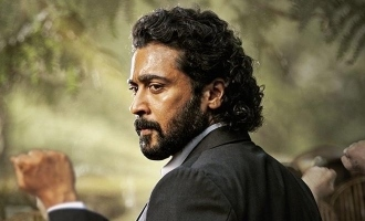 Massive! Suriya's Jai Bhim Trailer to be out on October 22