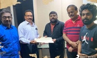 GV Prakash in Jail movie released by studio green movies