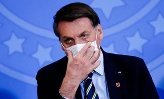 Brazil president Bolsonaro tests corona positive!