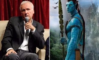 James Cameron drops a shock on  'Avatar' fans