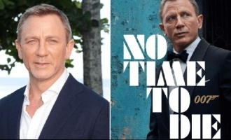 James Bond  'No Time To Die' first look unveiled