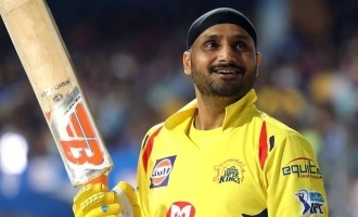 Harbhajan Singh confirms Chennai Super Kings exit on Twitter