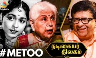 The Most Modern, Youthfull & Bold Actress Sowcar Janaki Interview by Y.G. Mahendran