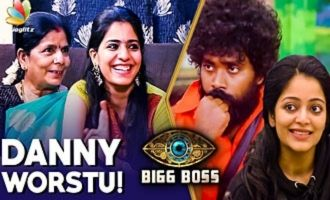 Danny is the Worst Character in Bigg Boss : Janani Family interview