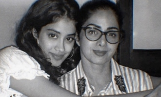 Janhvi Kapoor turns emotional, shares a nostalgic moment with Sridevi!