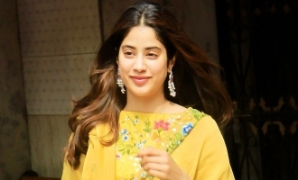 Janhvi Kapoor gets trolled by netizens again!