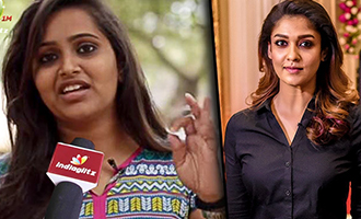 Acting as Nayanthara's sister is a dream come true : Vijay TV Jacqueline Interview