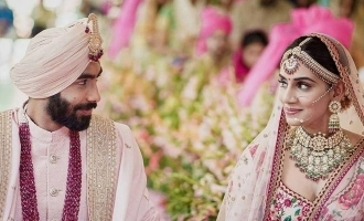 Jasprit Bumrah and Sanjana's wedding video goes viral